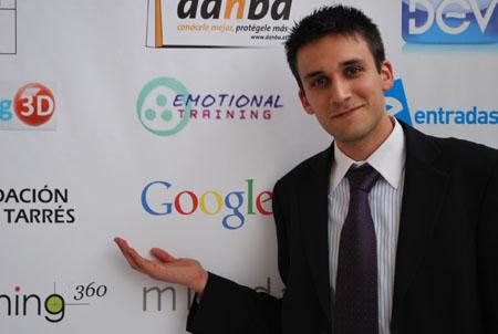 Jaime Jalon Consultor SEO en Ficod 2009