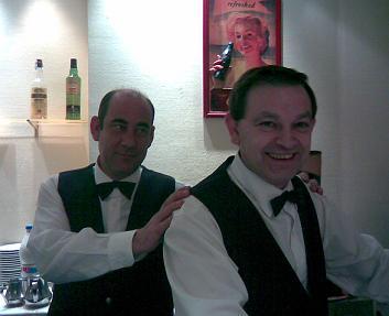 Barmans del Congreso Web Master