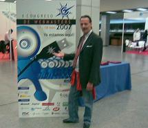 Jaime Jalon Congreso Web Master