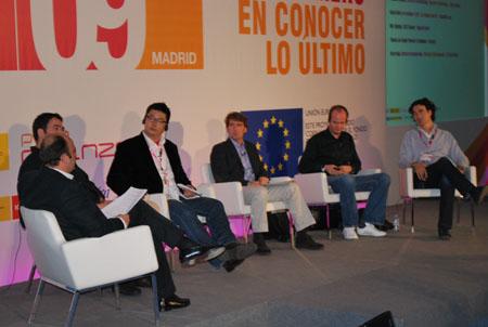 Jaime Jalon Consultor SEO y sus juegos en Ficod 2009