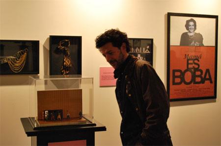 Julio Arevalo Exposicion de Santiago Lorenzo Jugueteria