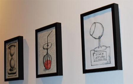 Exposicion de Santiago Lorenzo Jugueteria