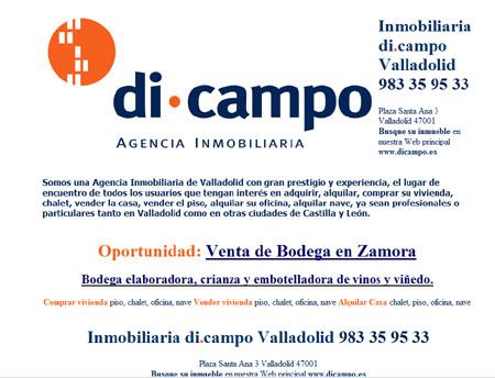 Inmobiliaria Valladolid