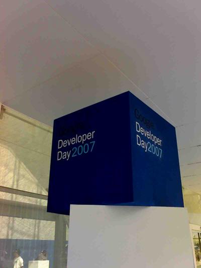 google developer day entrada