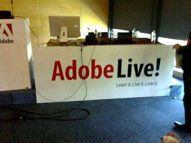 Adobe Live en Madrid