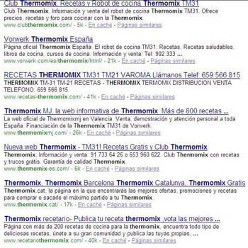 Thermomix abajo