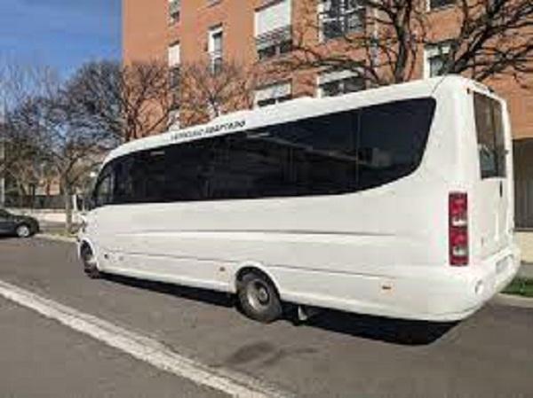 Alquilar Autobús Madrid