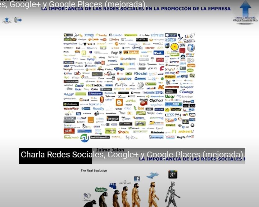 Redes Sociales para las empresas. Aproximación y Usos de las redes sociales: Google