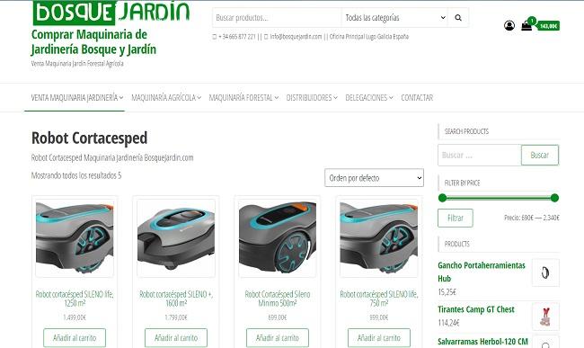comprar-robot-cortacesped-bosque-y-jardin-venta-online.de-maquinaria-de-jardineria