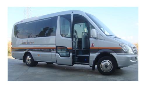 Alquila tu minibús o autobús al mejor precio